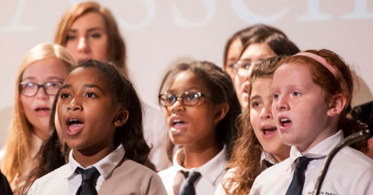 Chicago Private School - Chorus