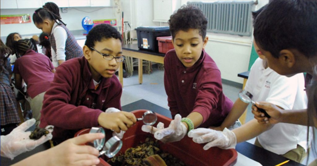 Chicago Private School - Experiential Learning