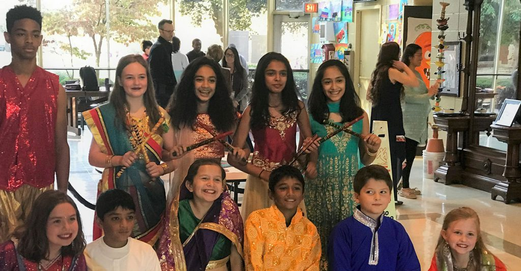 Chicago Private School - Diwali