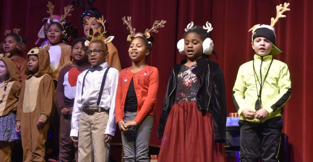 Chicago Private School - Holiday Program