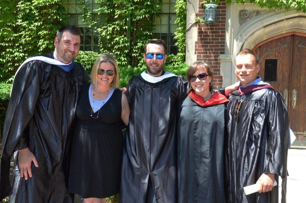 Chicago Private School - Graduation