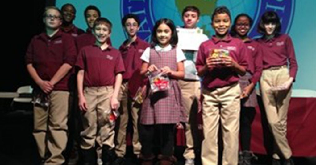 Chicago Private School - Geography Bee