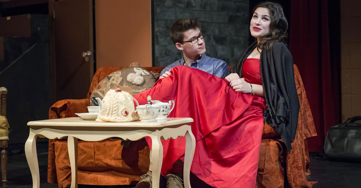 Chicago Private School - Arsenic and Old Lace