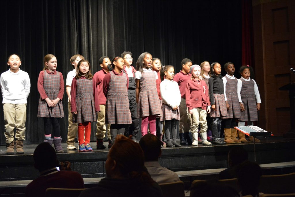 Chicago Private School - Black History Month