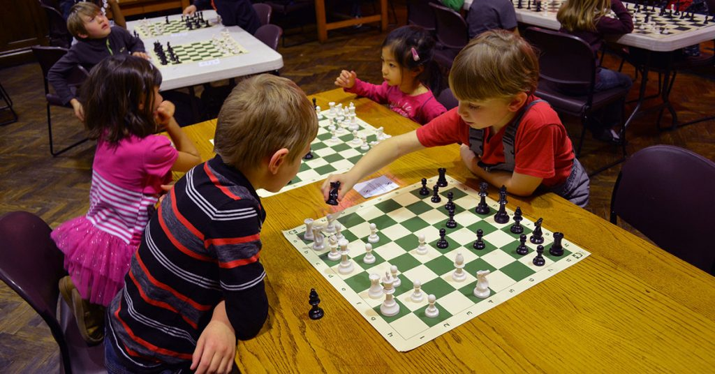 Chicago Private School - Chess