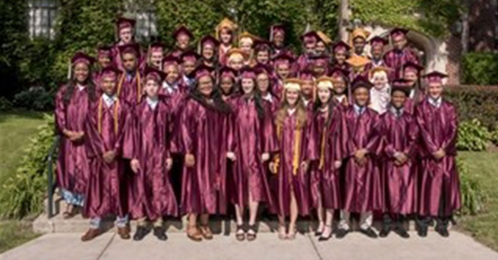 Chicago Private School - Class of 2016