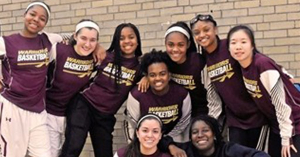 Chicago Private School - Girls Basketball