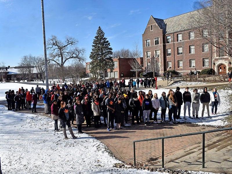 Chicago Private School - Gun Violence