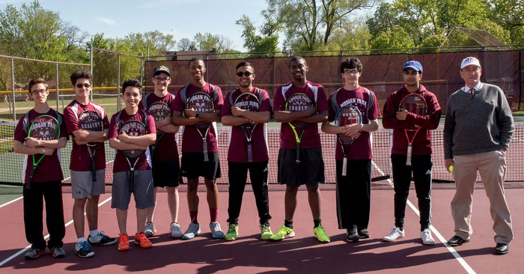 Chicago Private School - State Tennis