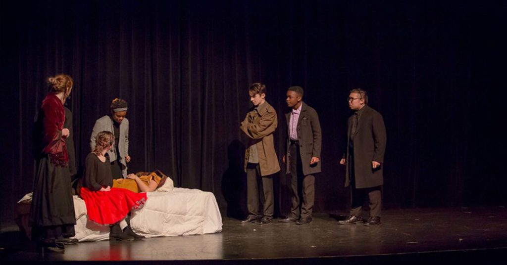 Chicago Private School - The Crucible