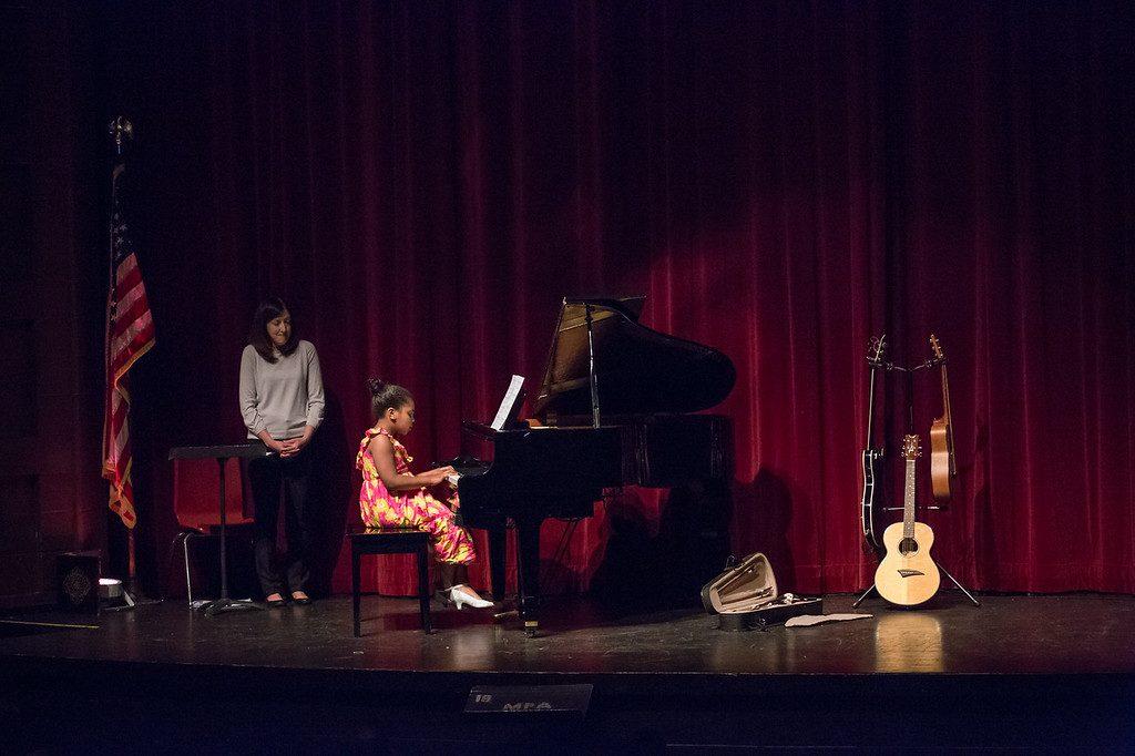 Chicago Private School - Theater