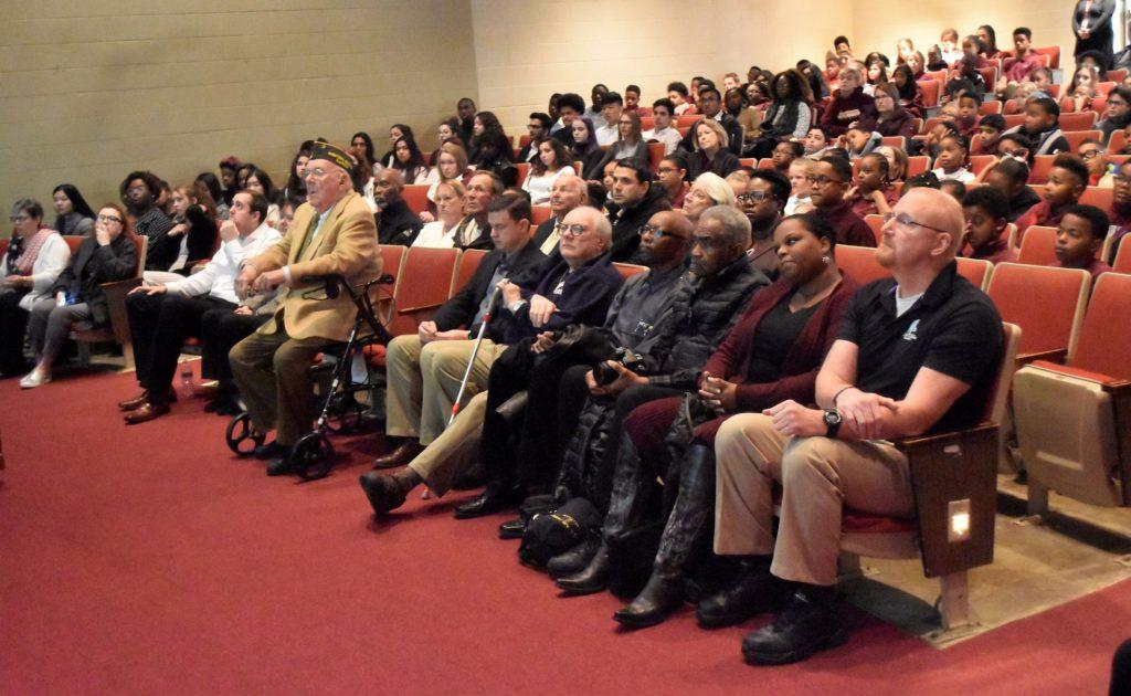 Chicago Private School - Veterans Day