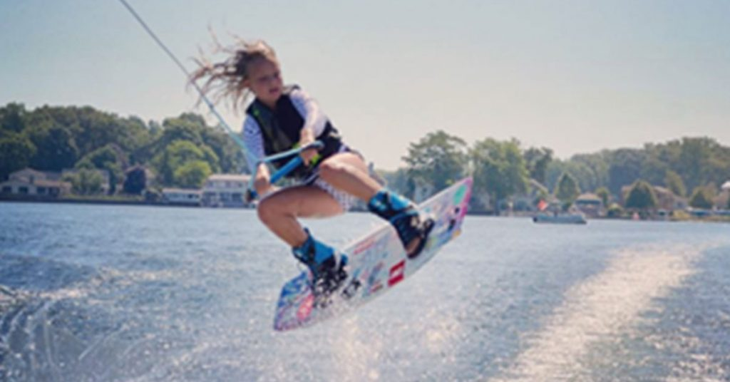 Chicago Private School - Wakeboarding