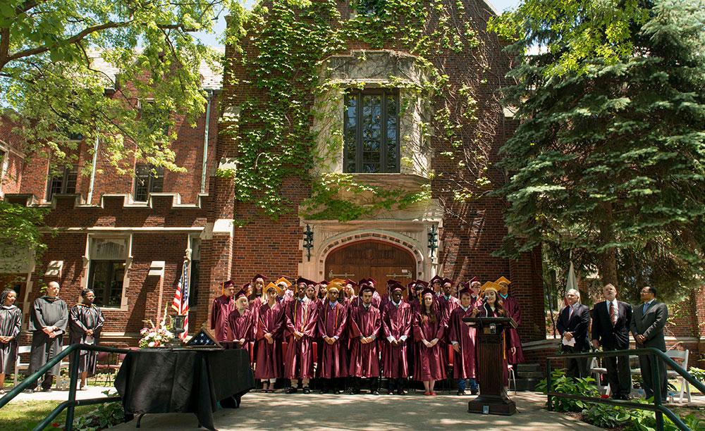 Chicago Private School - Alumni Hall