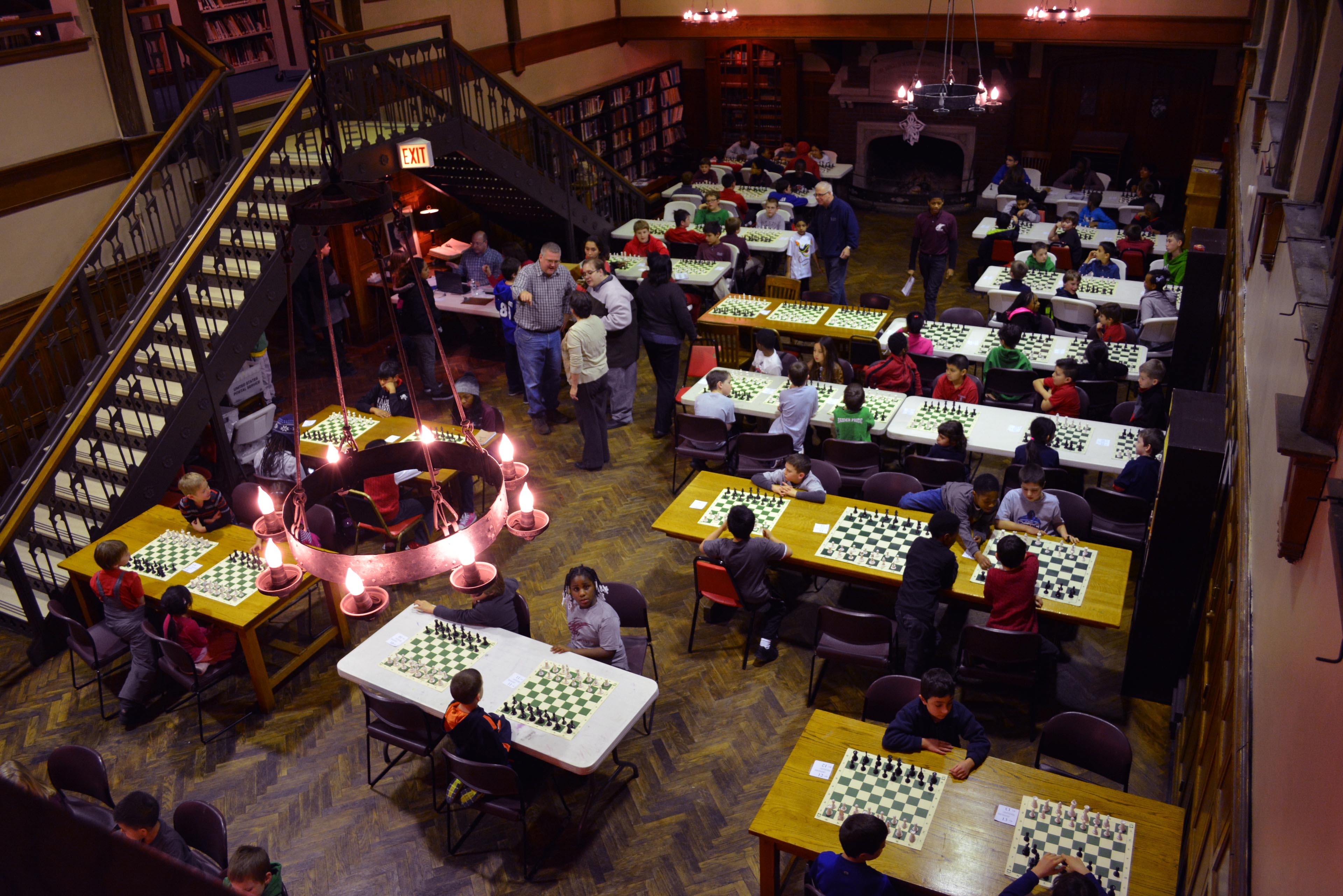 Chicago Private School - Chess