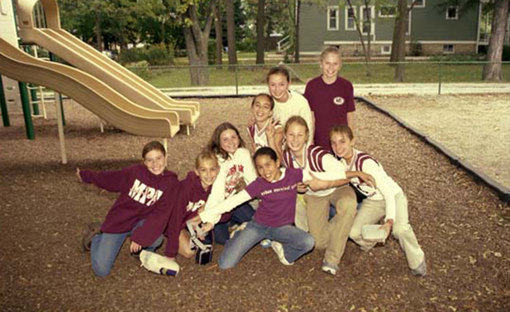 Chicago Private School - Jules Playground