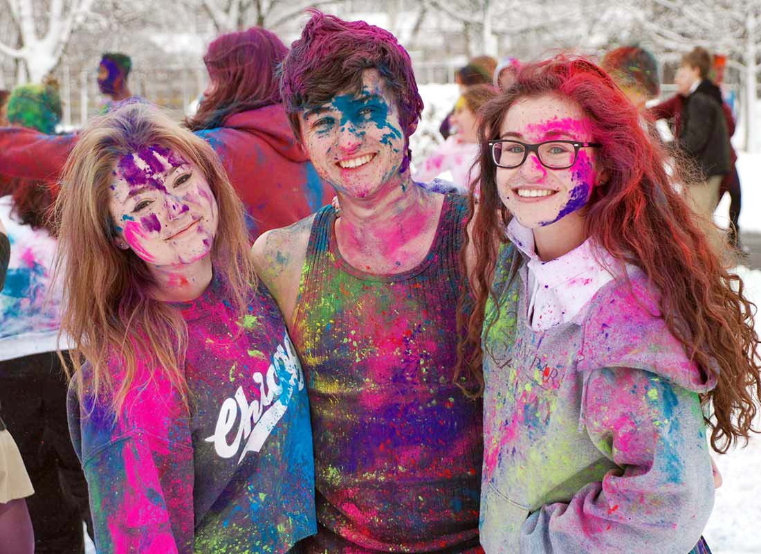 Chicago Private School - Holi